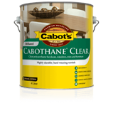 Cabot's Cabothane Clear Oil Based