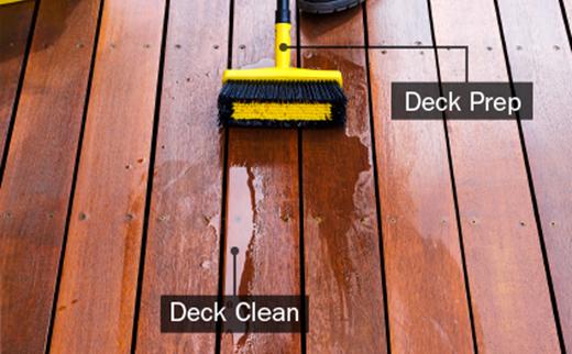 Deck Prep Squeegee